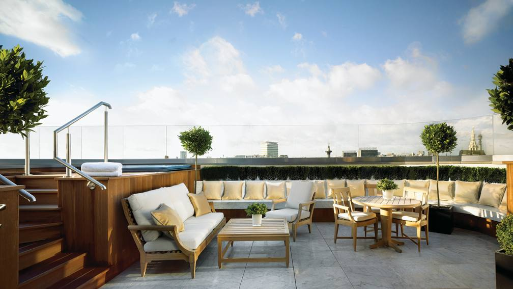 The Hamilton Penthouse